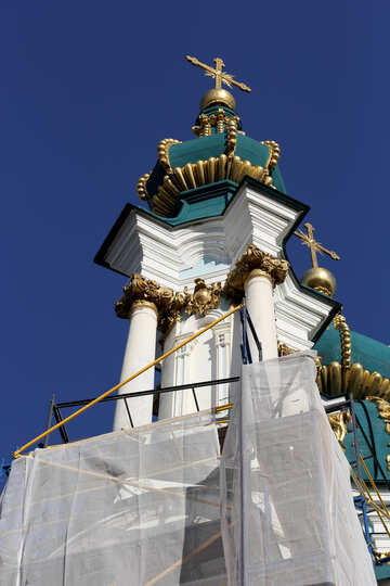 Bell tower of St. Andrew`s Church №41468