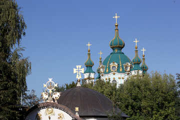 View of the church in Kiev №41797
