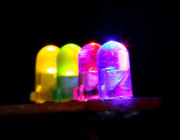 Diodi emettitori di luce  №41398