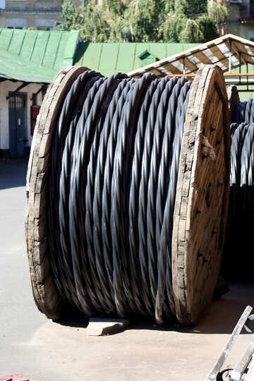 Coil of cable №41902