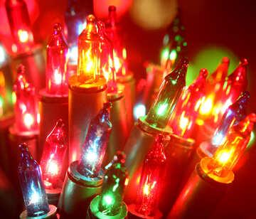 Weihnachtsbeleuchtung №41304