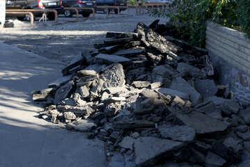Repair asphalt №41737