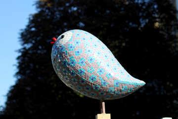 Sculpture bird №41695