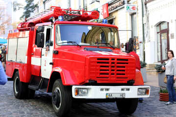 Fire engine №41483