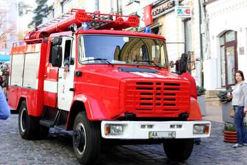Feuerwehrauto №41483