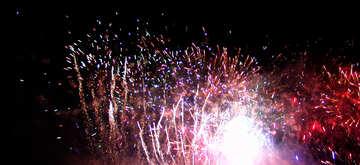 Lights fireworks №41346