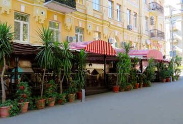 Summer terrace Restaurant №41010