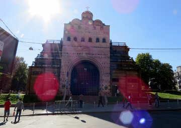 Kiev Golden Gate №41045
