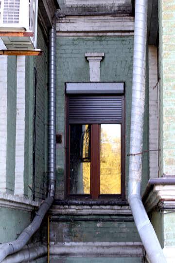 Окно в нише №41751
