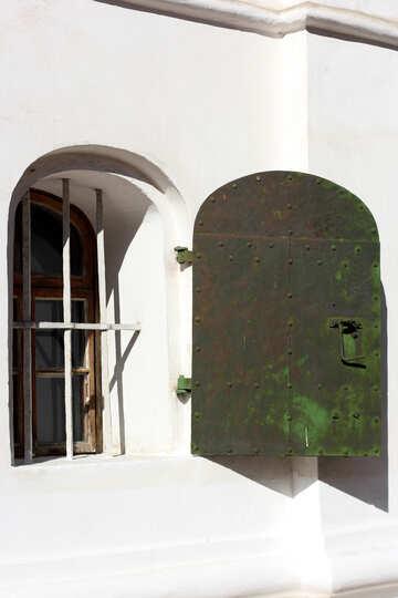 Window in ancient building №41989