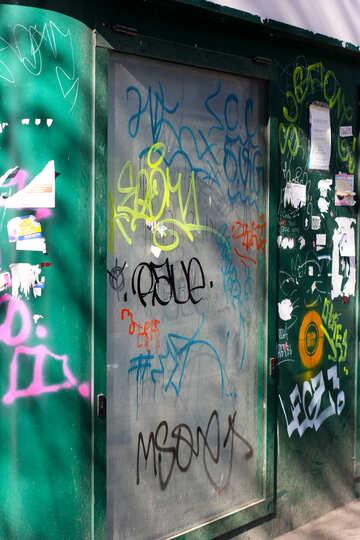 Inscriptions graffiti №41803