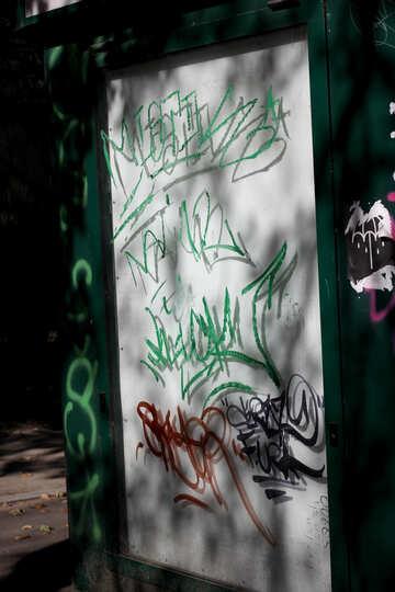 Inscriptions graffiti №41804