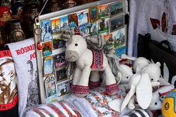 Ukrainian horse №41411