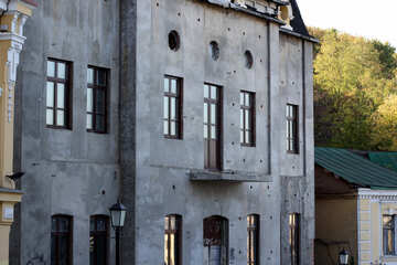 The house is made of concrete №41550