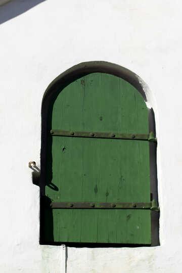 Little old door №41992