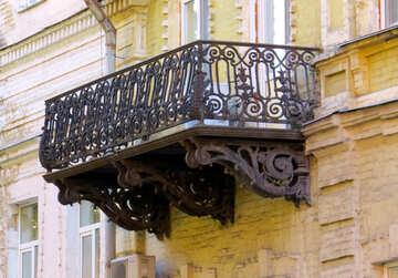 Former balcony №41002