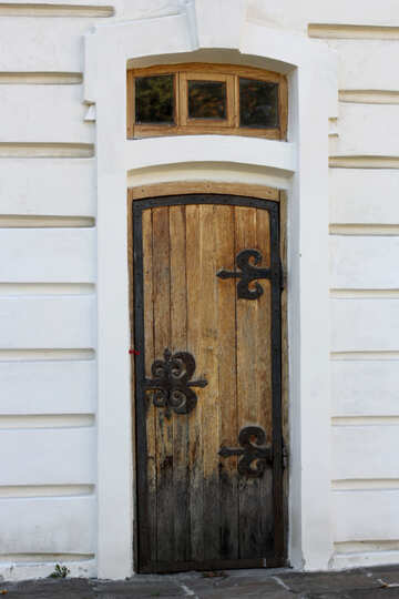 Antique doors №41892