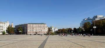 Kiev Sophia square №41090