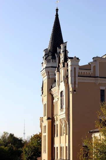 Richard`s Castle in Kiev №41502