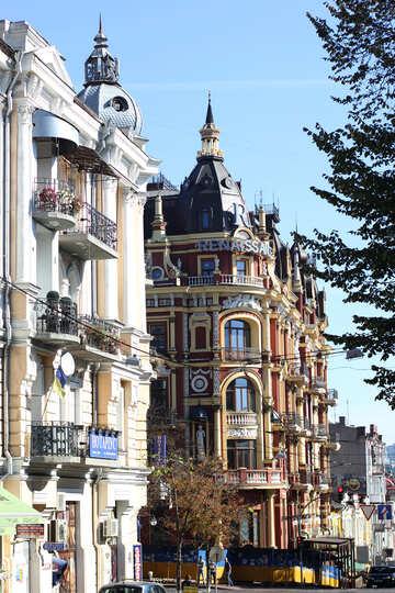Hotel in the center of Kiev №41651