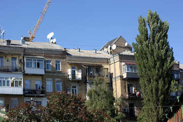 Typical house in the center of Kiev №41922