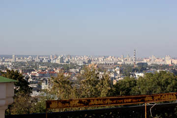 Panorama of Kiev Obolon №41443