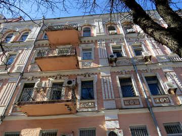 Kyiv facades №41077