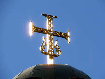 Ukrainian cross №41049