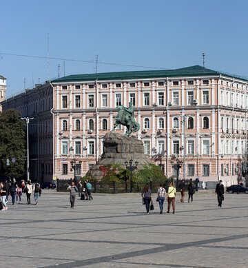 Monument to Bogdan Khmelnitsky №41817