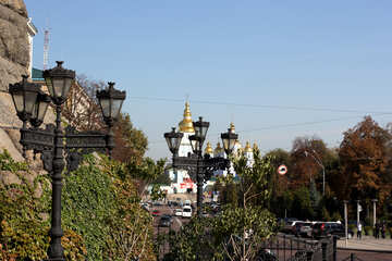 The old lights in Kiev №41846