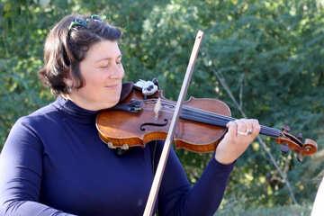 Violin №41783