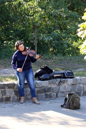 Violinist №41781