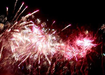 Fireworks №41348