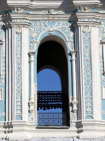 Balcony belfry №41231