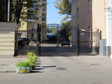 Metal gates №41029