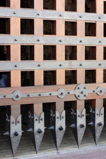Gateway grille №41647