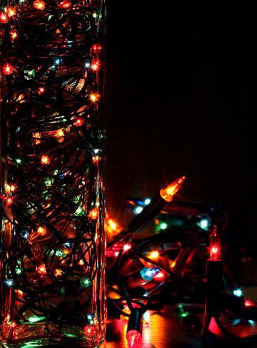 Christmas Garland №41319