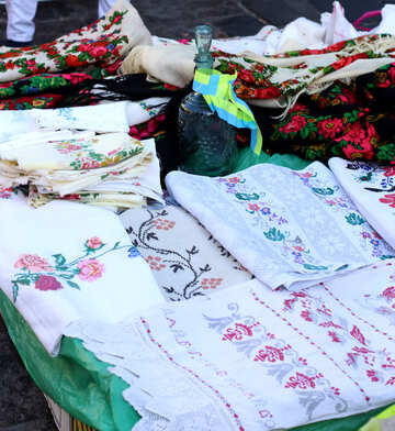 People towels souvenirs from Ukraine №41571