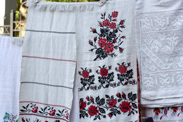 Traditional Ukrainian towels №41498
