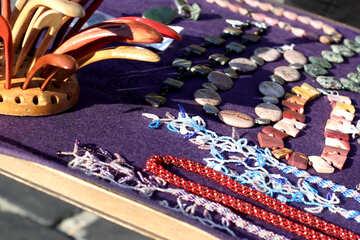 Souvenir beads №41542