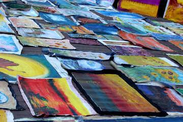 Verkauf von Gemälden №41592