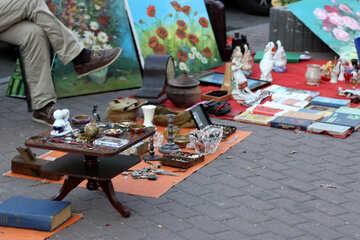 Verkauf von Antiquitäten №41591