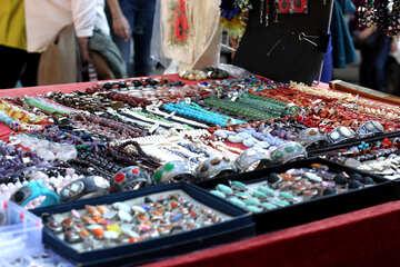 Souvenir jewelry №41535
