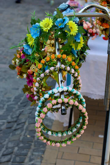 Ukrainian wreaths №41472
