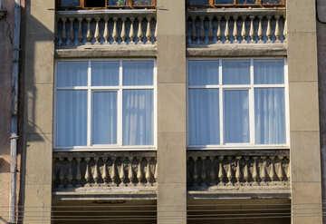 Новые окна в старом здании №41013