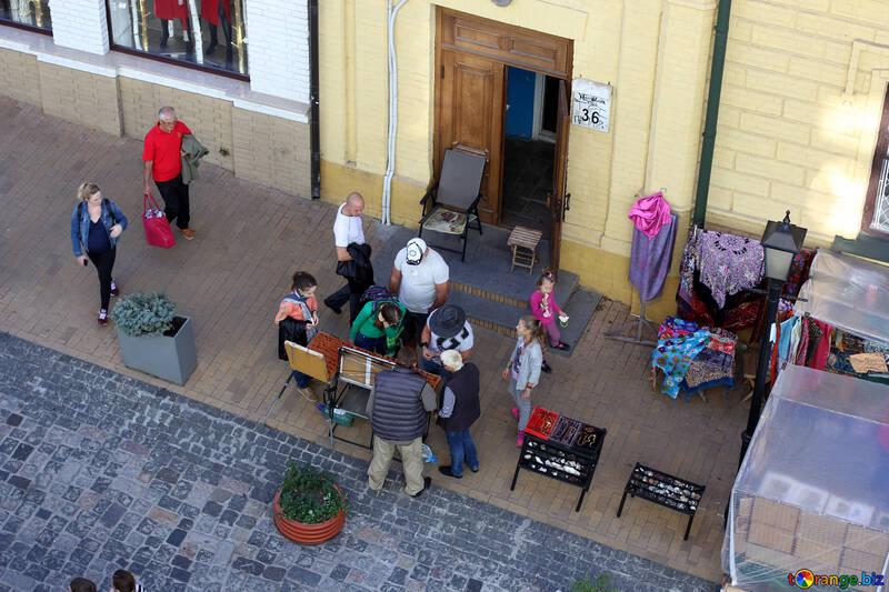 Los artistas de San Andrés descenso №41433