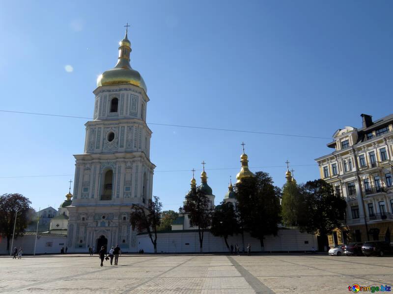 Kiew-Sophia-Platz №41101