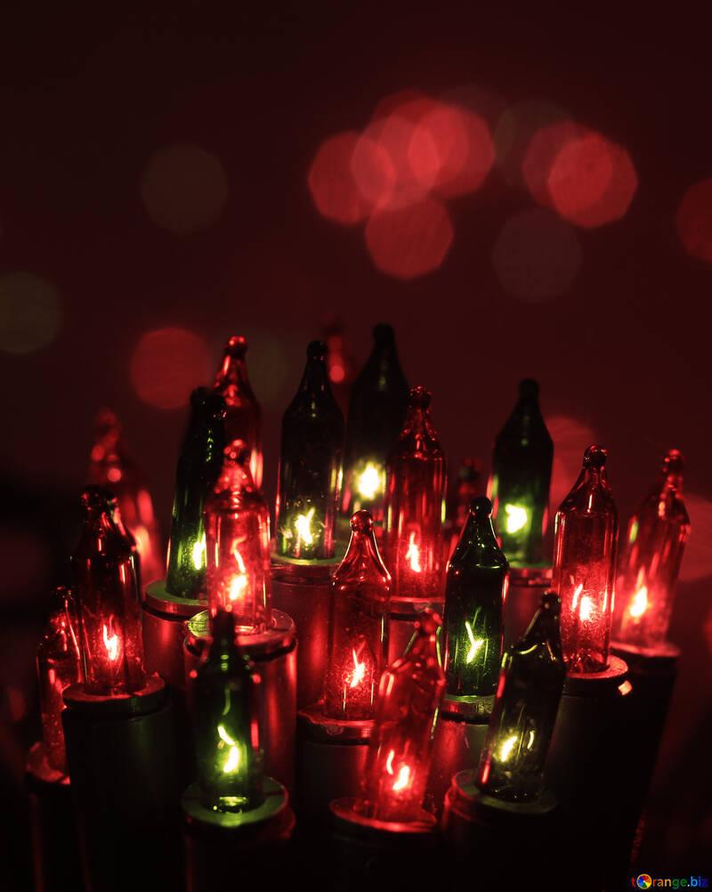 Belle guirlande de Noël №41289