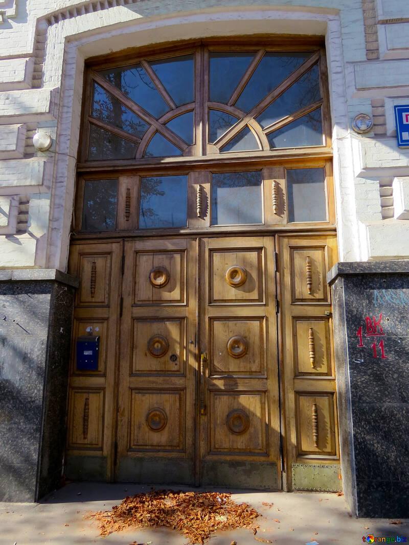 Puertas De Entrada Las Grandes Puertas De Madera Casa 41064