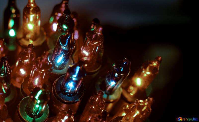 Holiday lights №41285